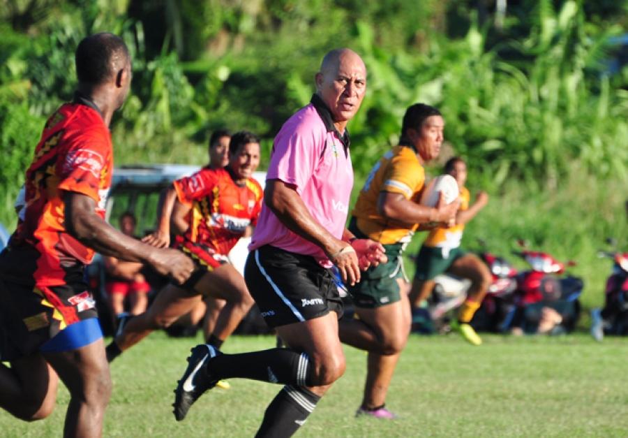 Referee boycott, games will go on