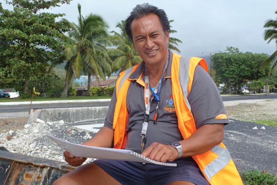 Rain delays Punanga Nui project