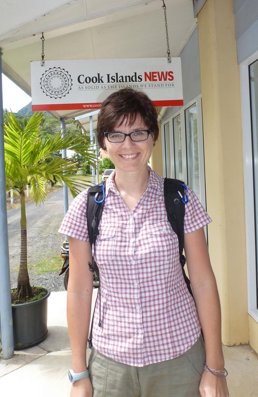 Sharing Rarotonga with the world