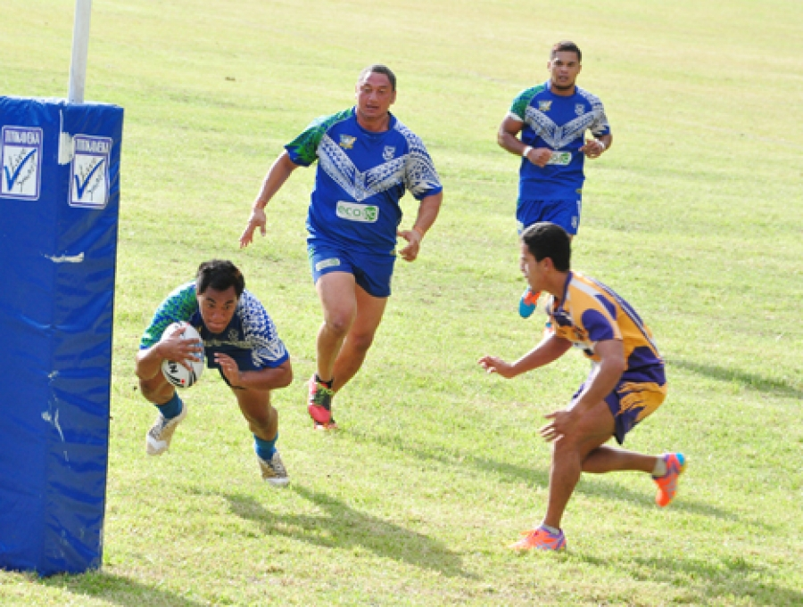 Bulldogs outmuscle Eels in display of power