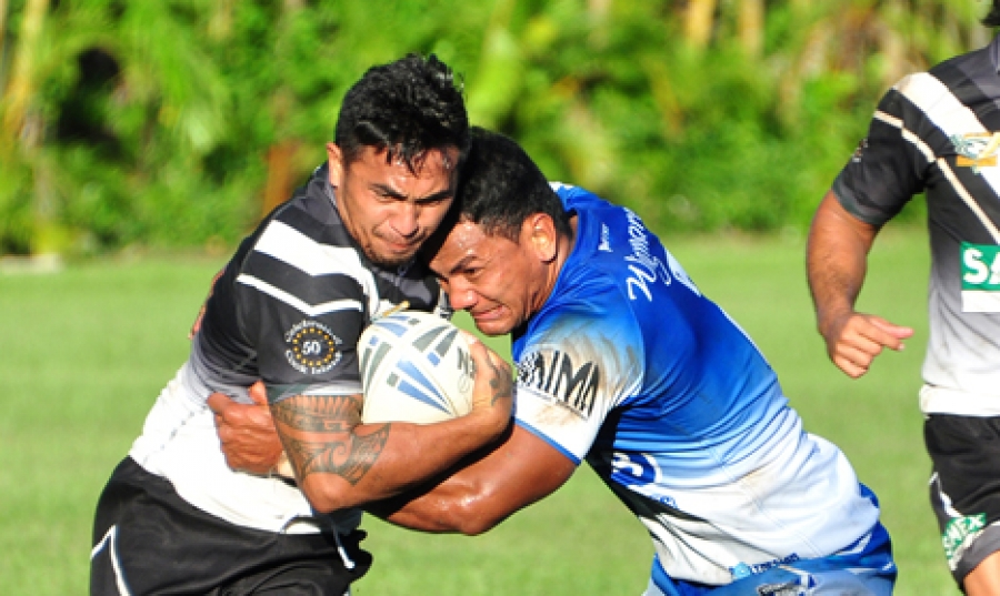 Bulldogs howl intentions in Tupapa