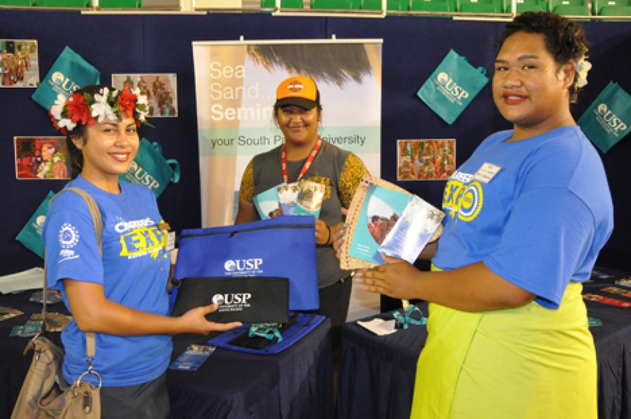 Passion sparks enquiring minds at careers expo
