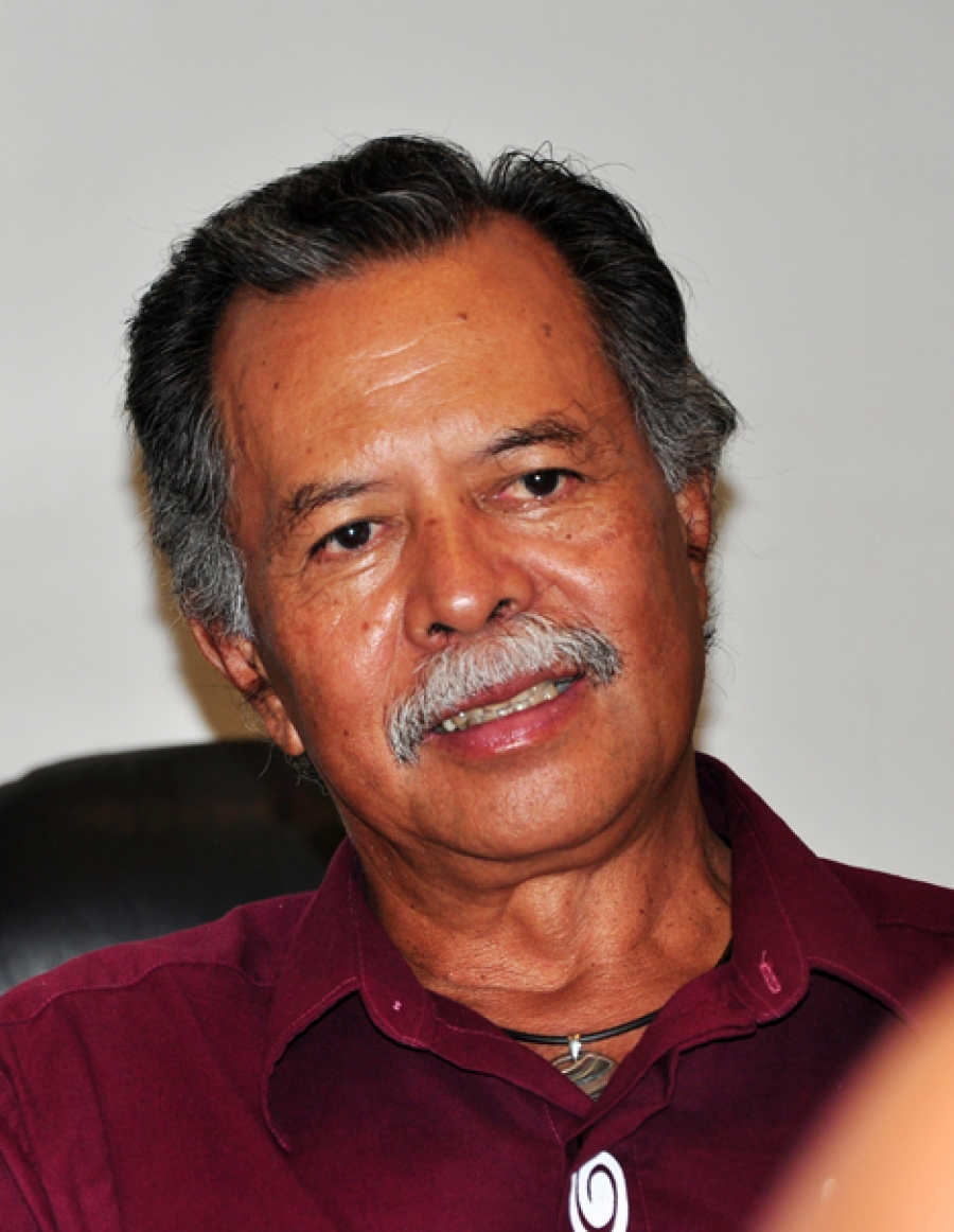 Puna emphasises Mangaia visit for handover of machinery only