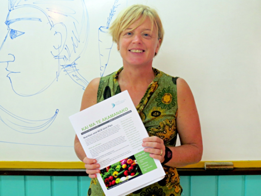 Teachers learn to foster healthy habits in young