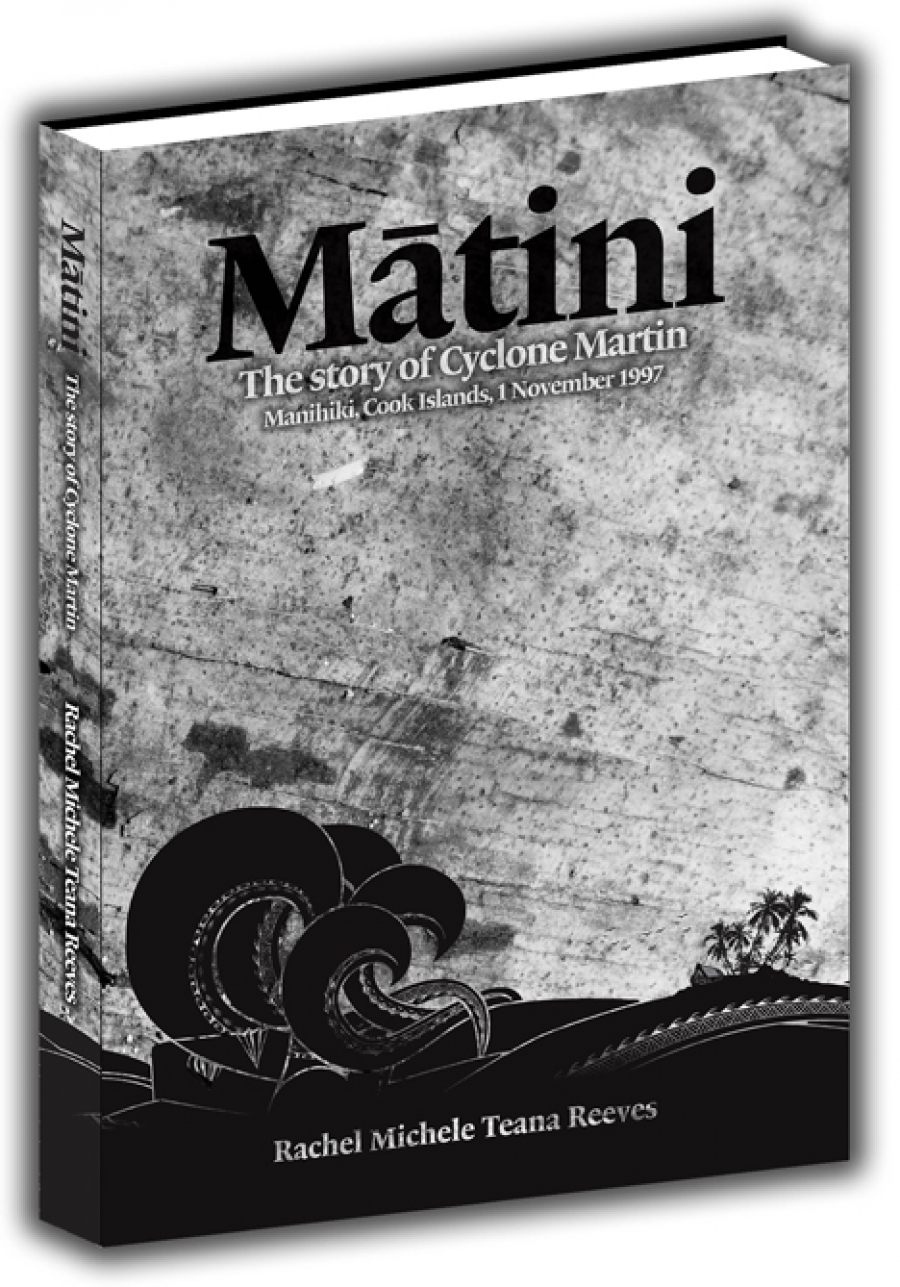 Cyclone Martin book website goes live