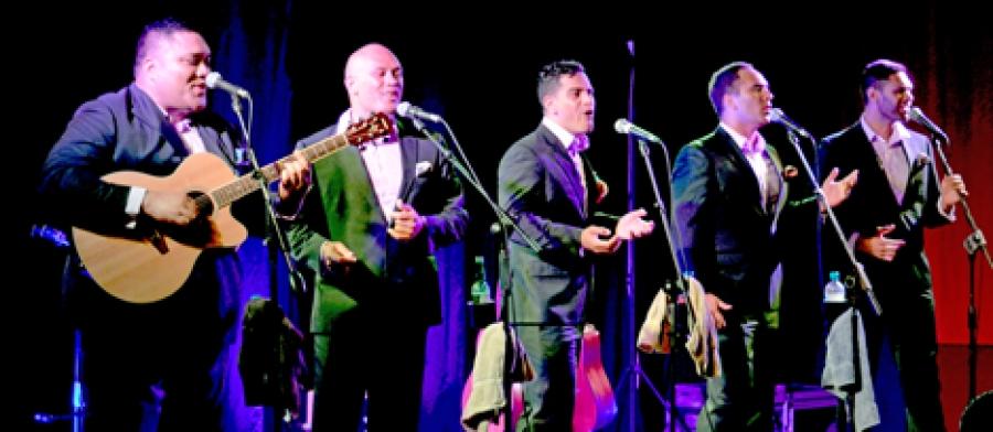 Mamas love modern Maori musicians