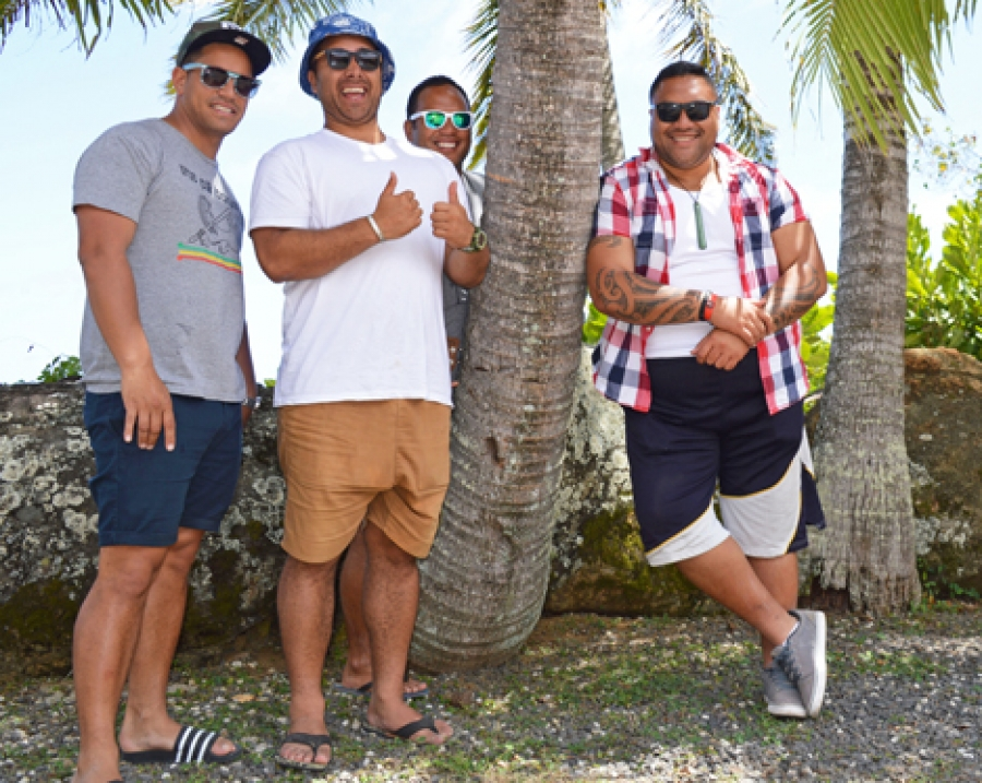 Modern Maori Quartet set to impress