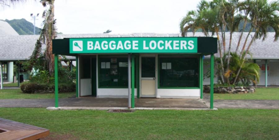 Vandalism Spoils Locker Service Cook Islands News