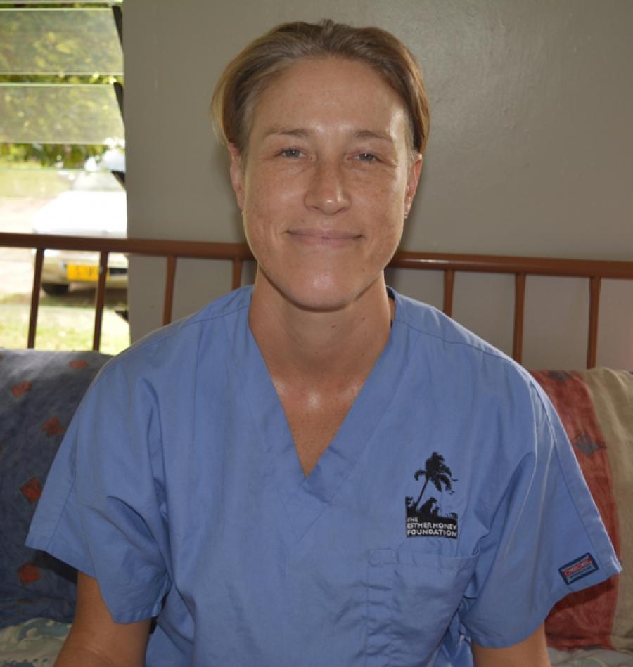 Helping animals a dream job for New Zealand veterinarian