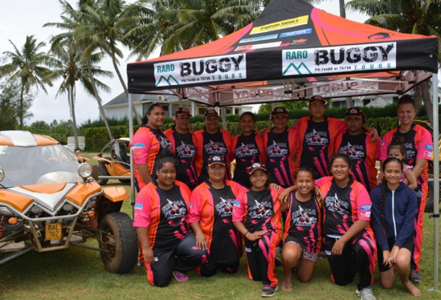 Avana cricketers thank sponsors