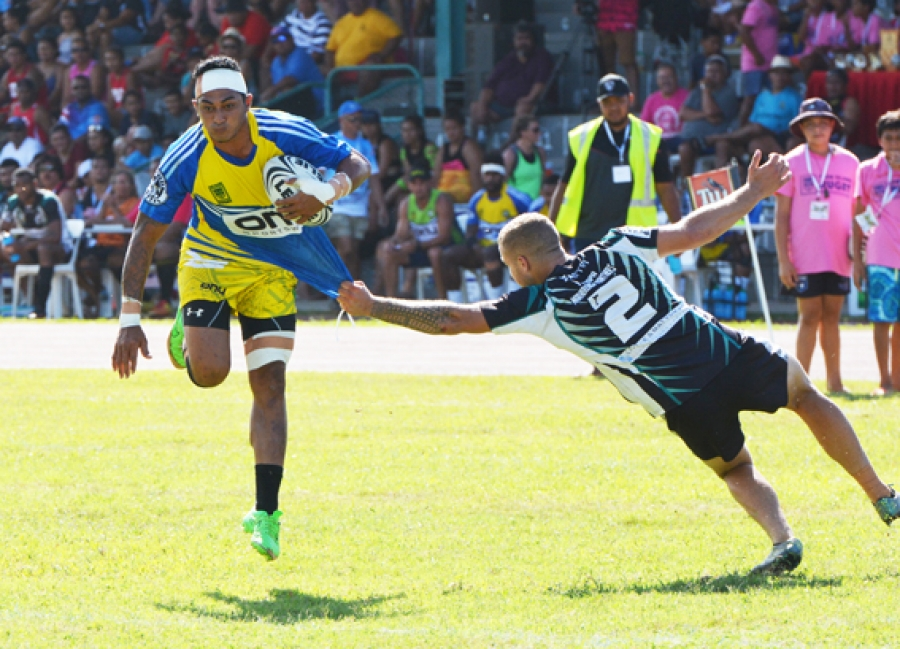Other sports should back rugby Sevens