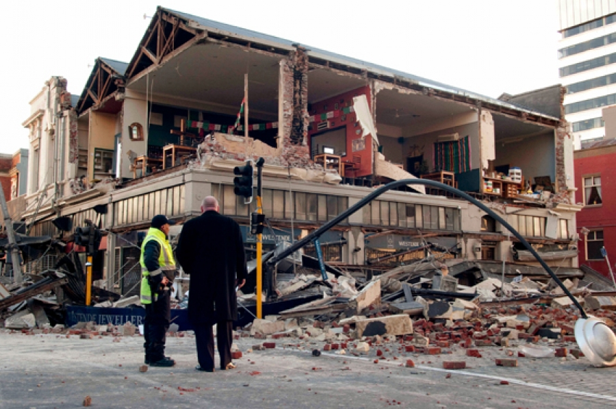 OPINION: Remembering the Christchurch earthquake