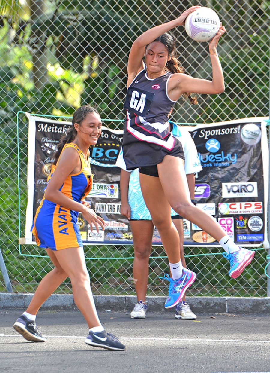 Panthers bring down Dragonflies in netball
