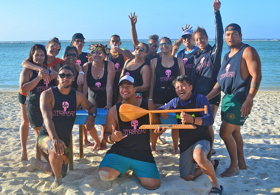 Vaka challenge a great day out
