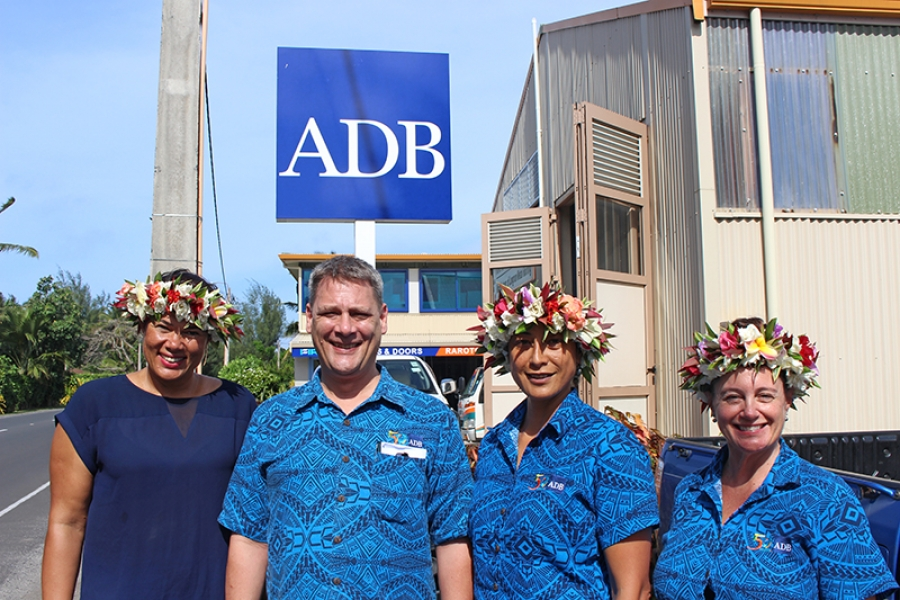 ADB opens local office at Nikao