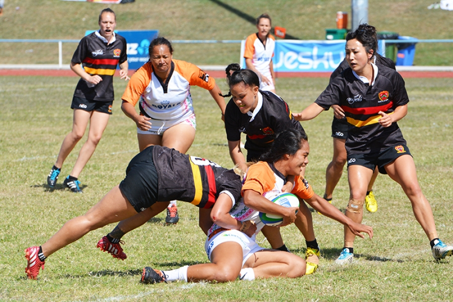 Barbarians hunt women's title