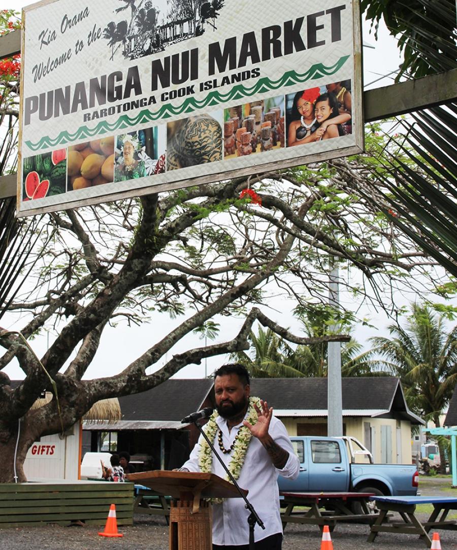 Punanga Nui notches up 25 years