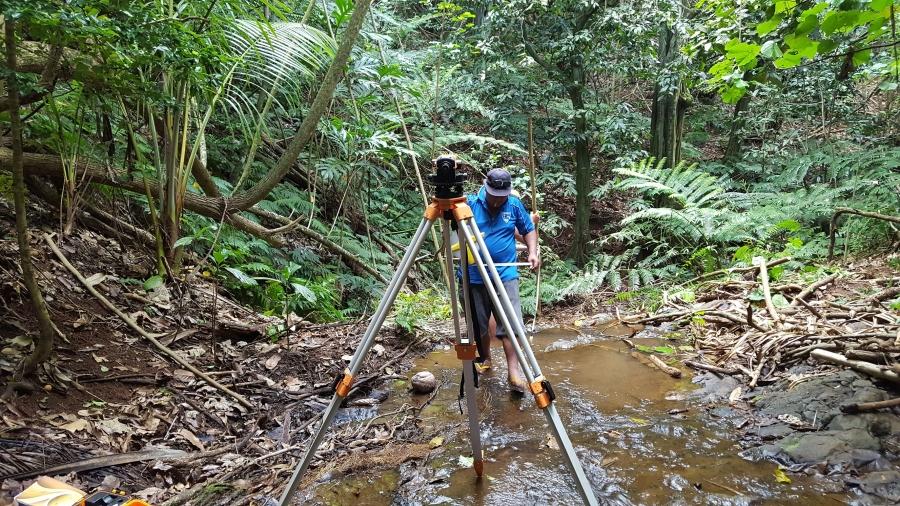 Working to improve Tamarua water supply