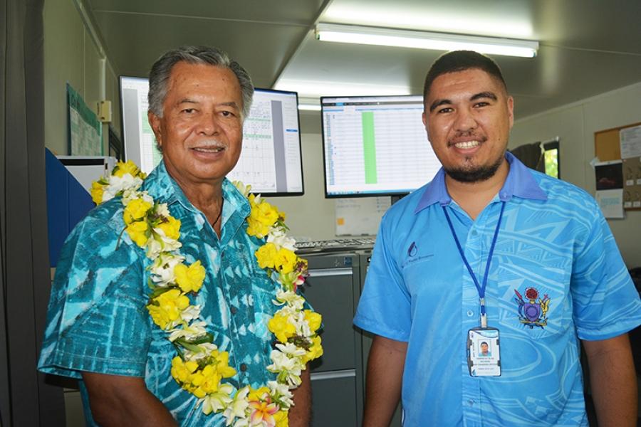 Deeper look at Ocean Monitoring Centre