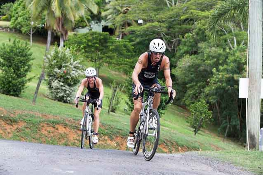 Triathlon to hold adventure race for men