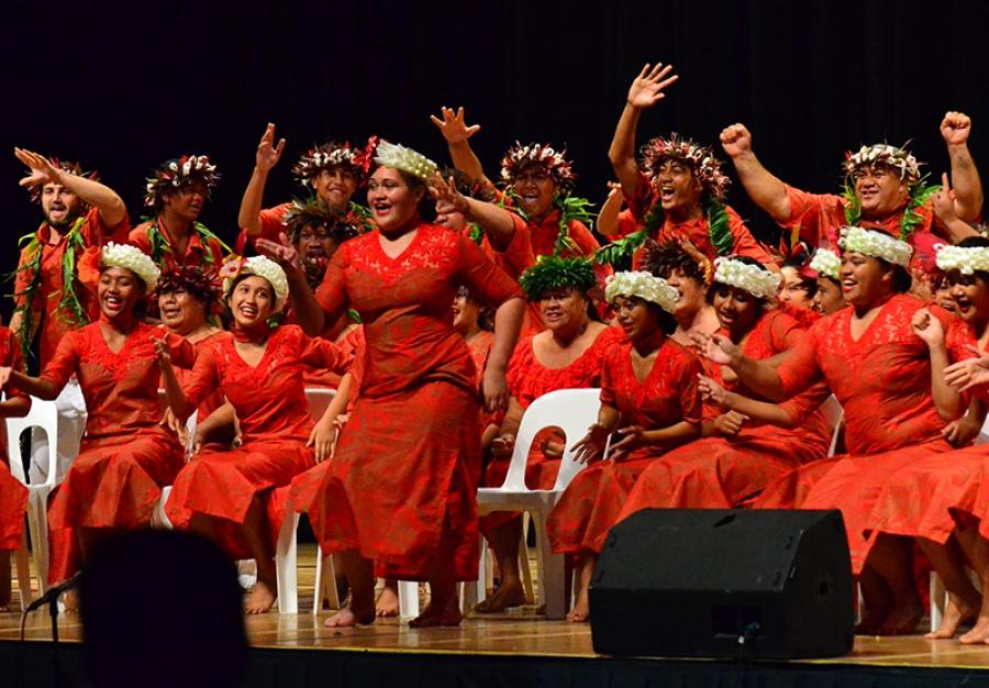 Te Maeva Nui festival commences