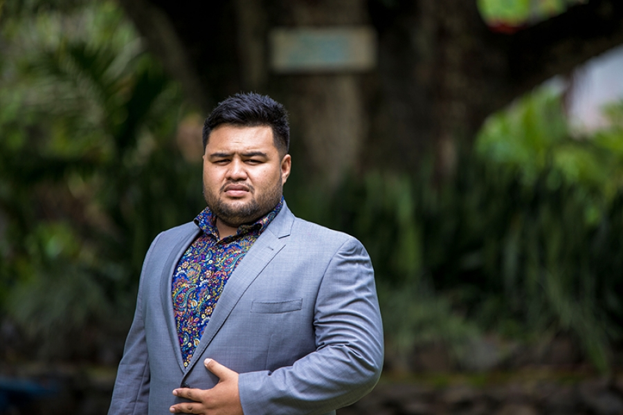 Life's a song for budding opera star