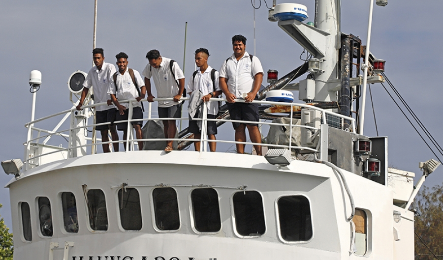 Maritime careers on show