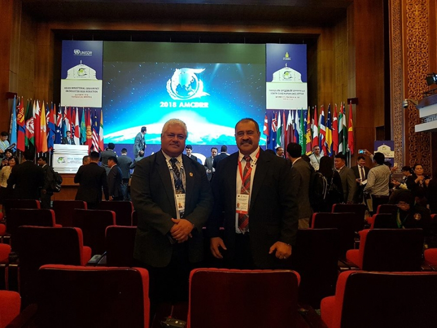 Cook Islands represented at Mongolia conference