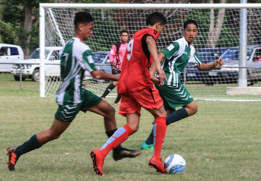 Cooks draw second match in OFC U16s
