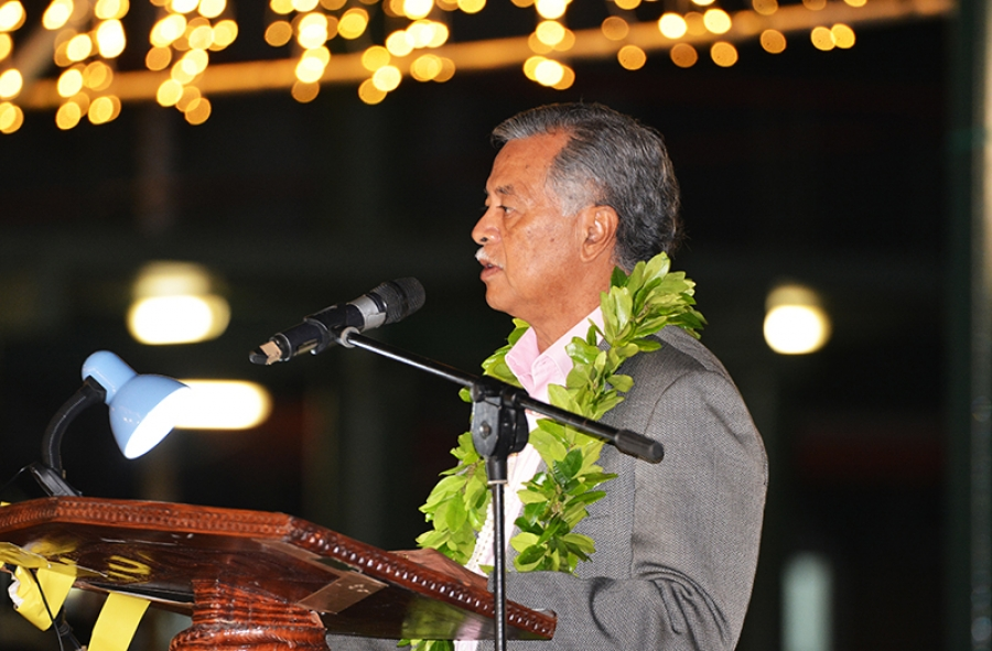 PM urges action on managing tuna stocks