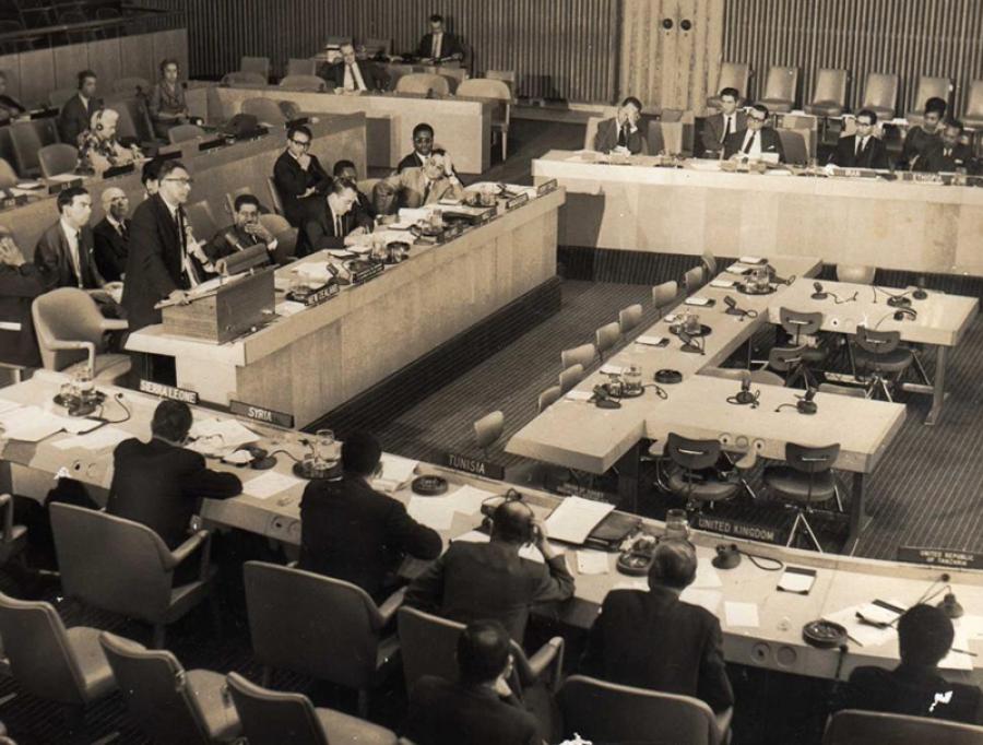 United Nations membership