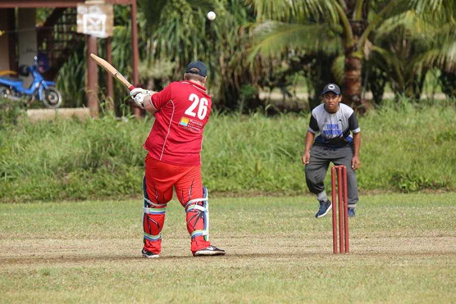 Cricket set for exciting round 2