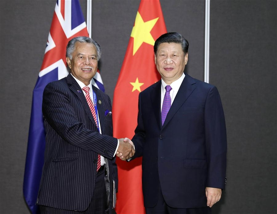 China is to hand over $10 million