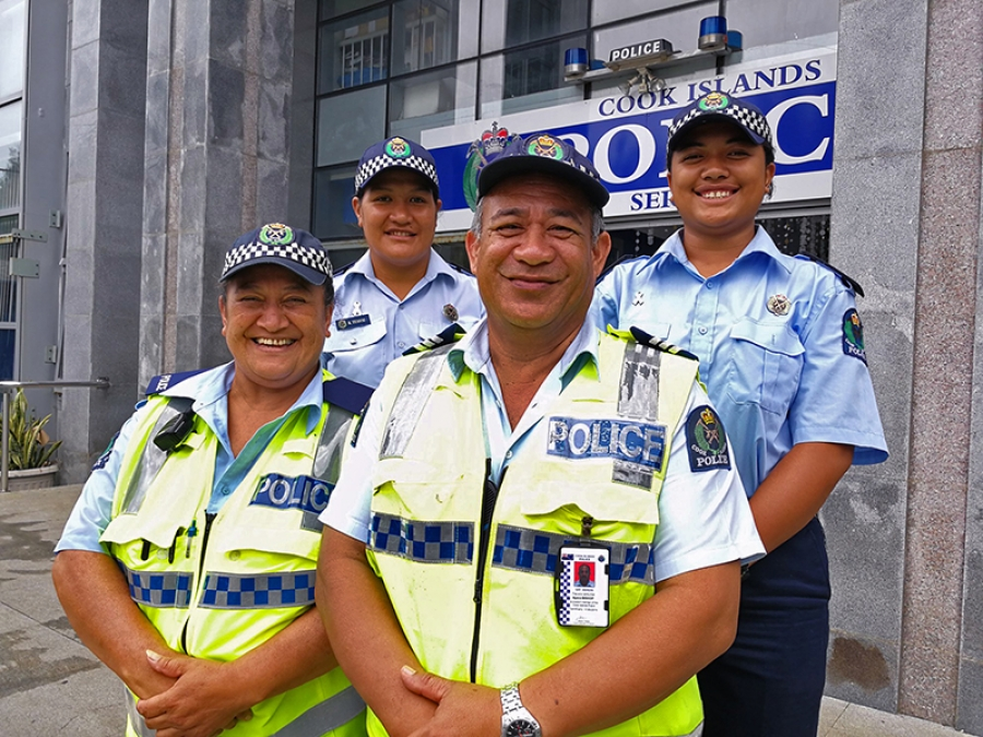 Thirty years of policing comes to end