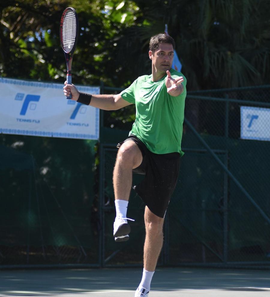 Baudinet confirms Davis Cup return