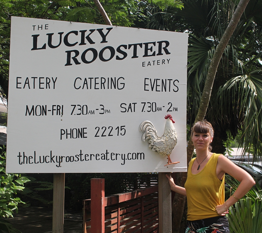 Eatery renamed Lucky Rooster