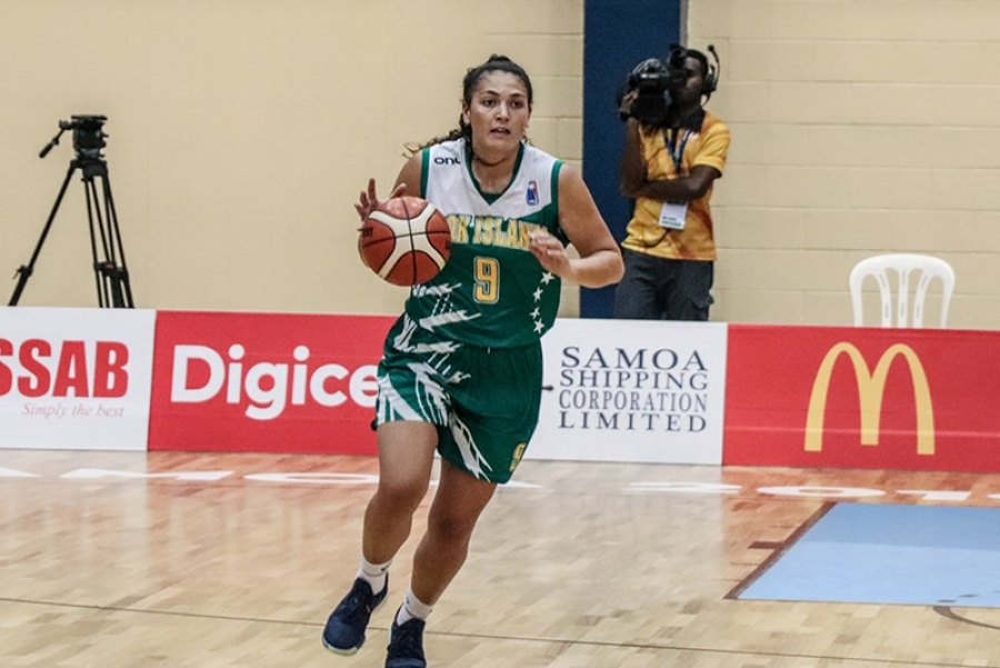 Basketball a step away from medal win