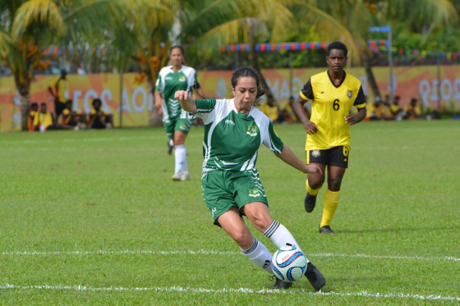 Cook Islands Football eyes growth though partnership with Australian firm