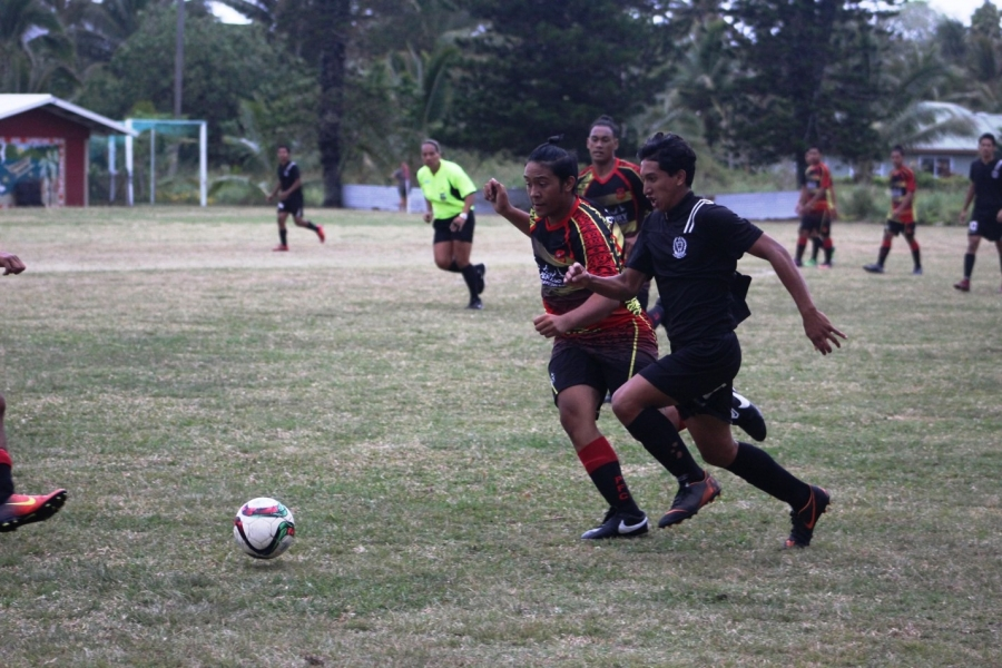 Football's Round Cup enters round three