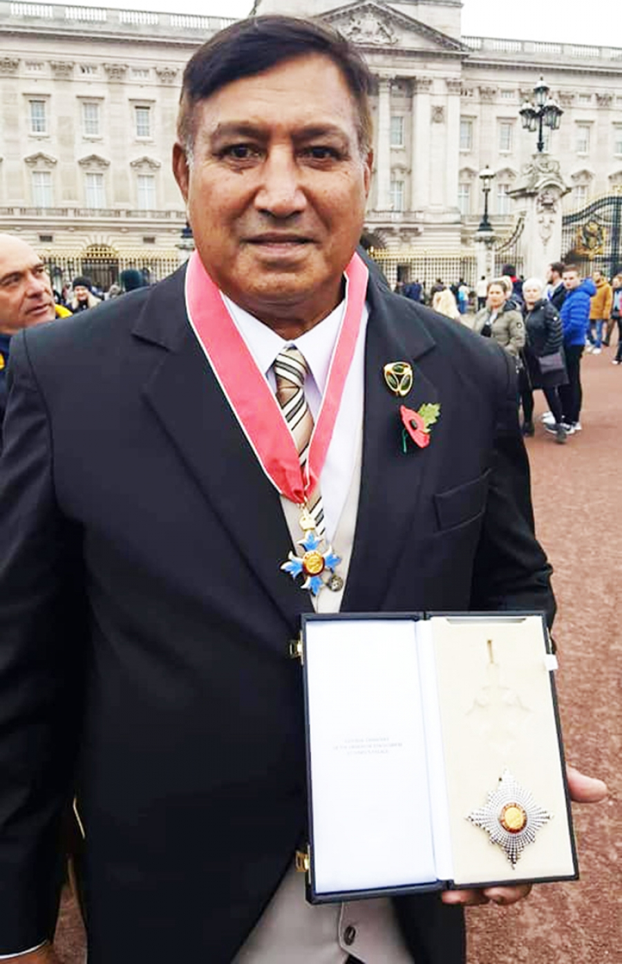 Queen's Rep reappointed