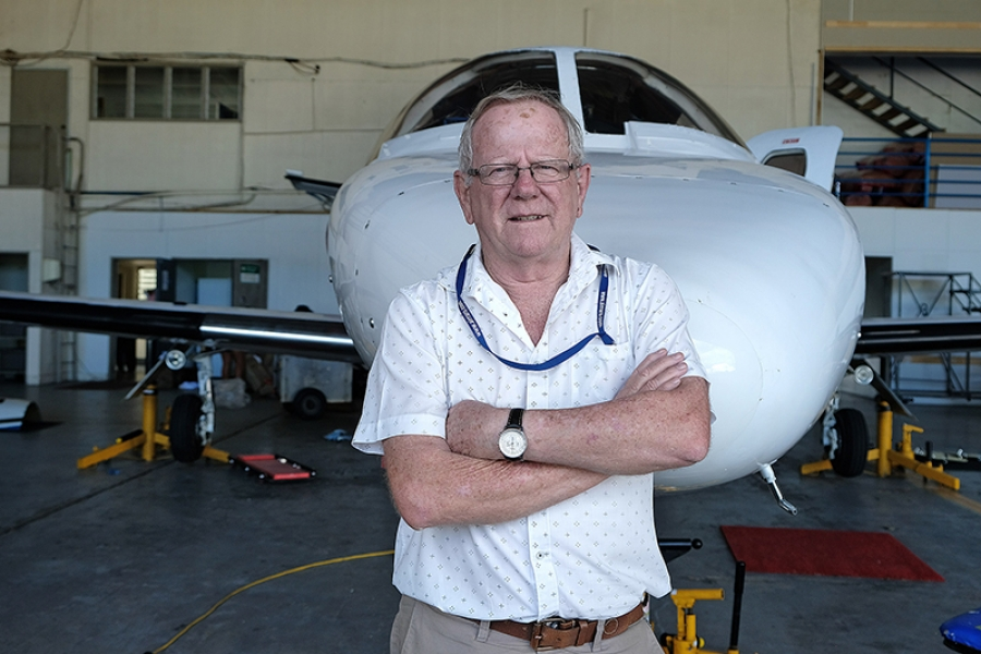 Big plans for Northern airstrips