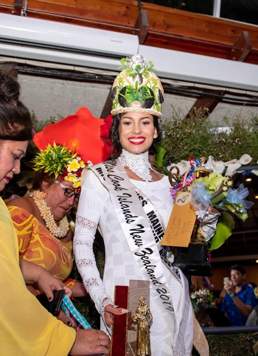 Miss Cooks NZ 'stunning' in her triumph