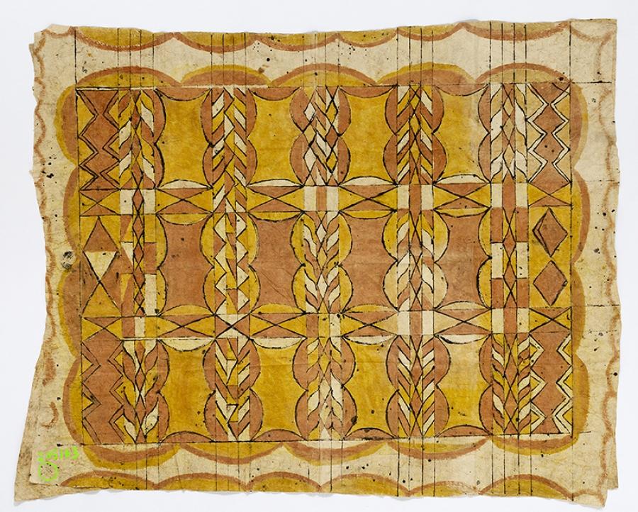 The pā'oa of Aitutaki