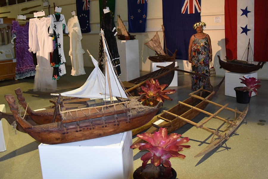 Voyaging history on show