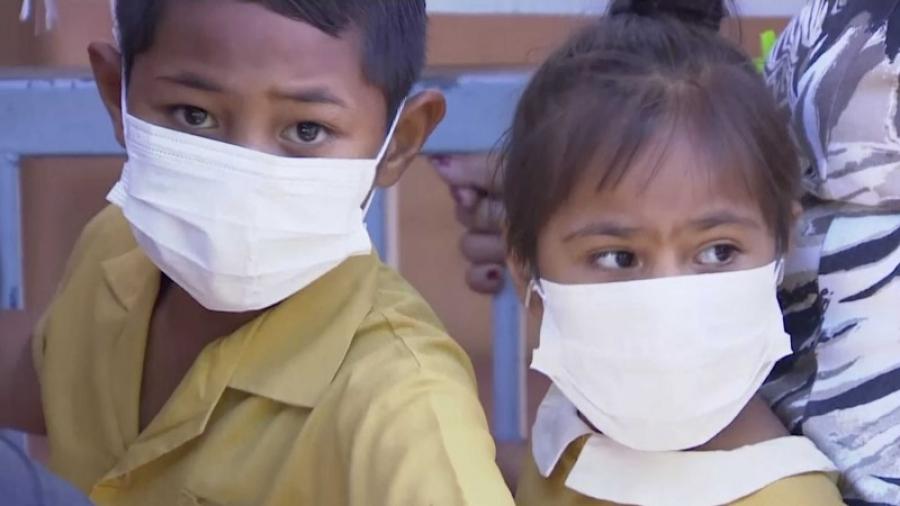 Quarantine for potential virus carriers