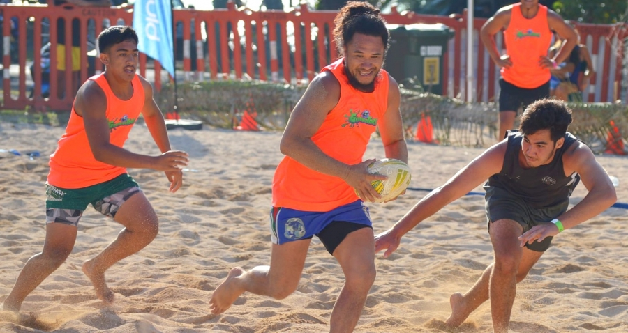 Touch season off to 'perfect' start