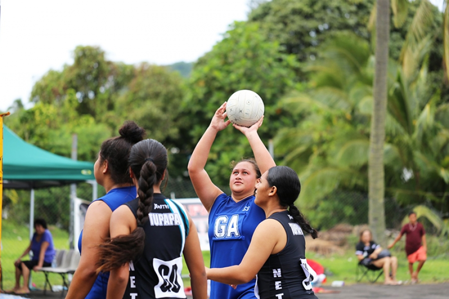 Local players dominate U21 netball squad