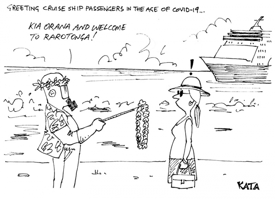 Kata: Covid-19 Cruise ship
