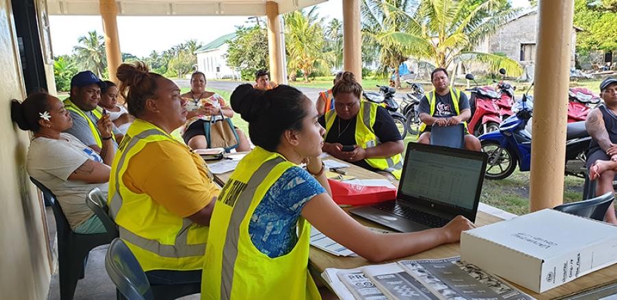 Aitutaki households complete 14-day Covid-19 isolation
