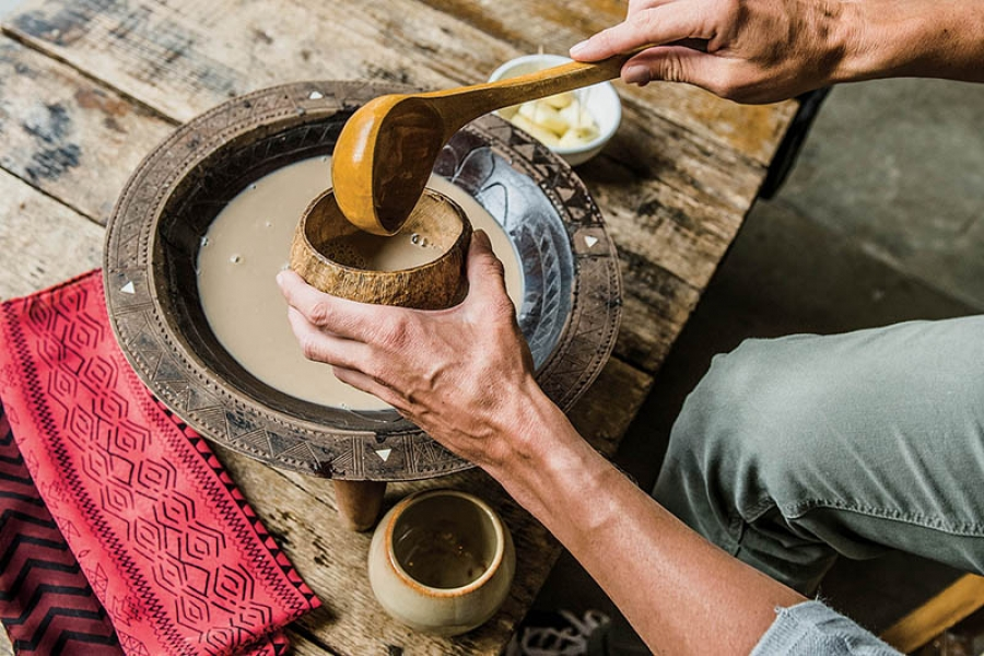 Commercial production of kava in Australia will badly affect Vanuatu